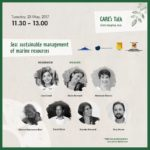 Sea: sustainable management of marine resources
