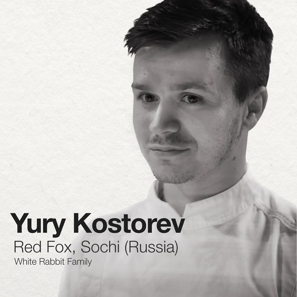 CARE's Chef Under 30 – Yuri Kostorev
