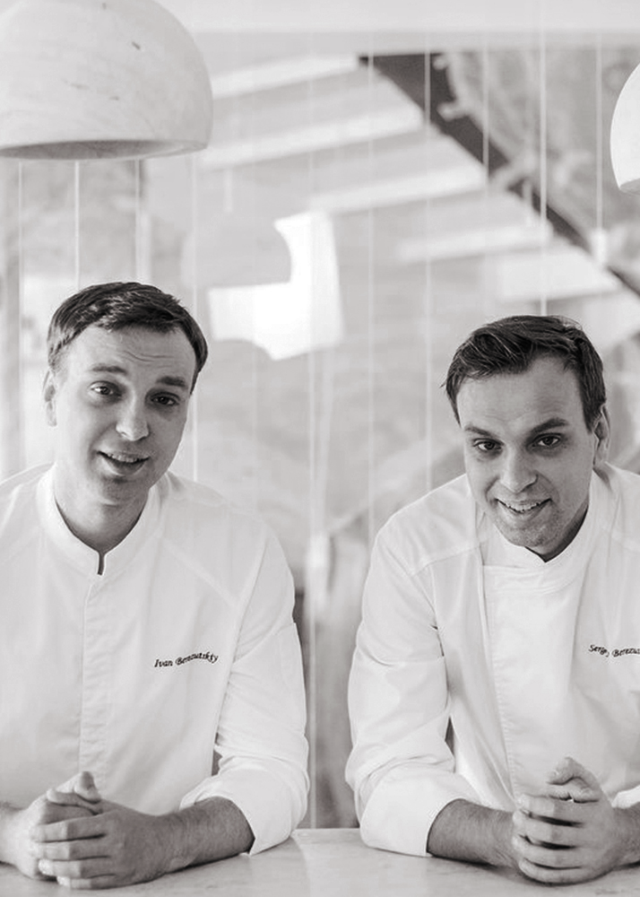 Ivan e Sergey Berezutskiy
