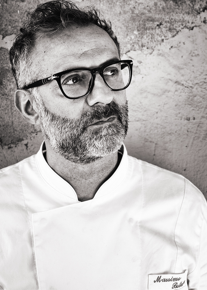 Massimo Bottura***